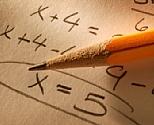 משוואות בסיסיות - ללא מספרים מכוונים